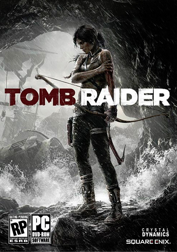 Обложка Tomb Raider PC
