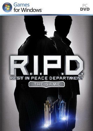 Обложка R.I.P.D.: The Game PC
