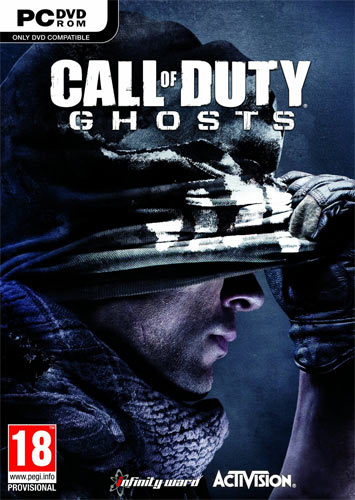 Обложка Call of Duty: Ghosts PC
