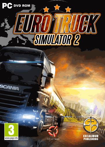 Скачать кряк для игры Евро Трек Симулятор 2 - картинка 2