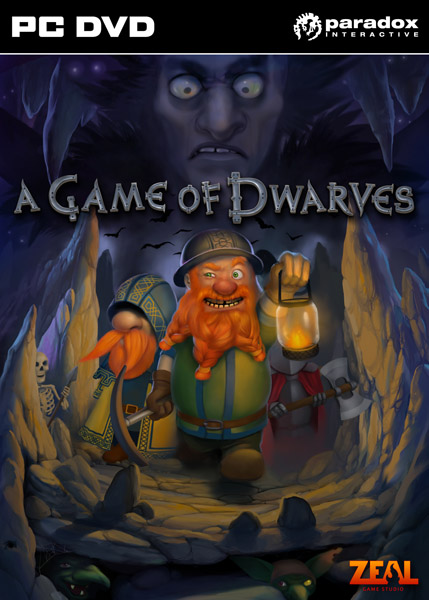 Обложка A Game of Dwarves PC