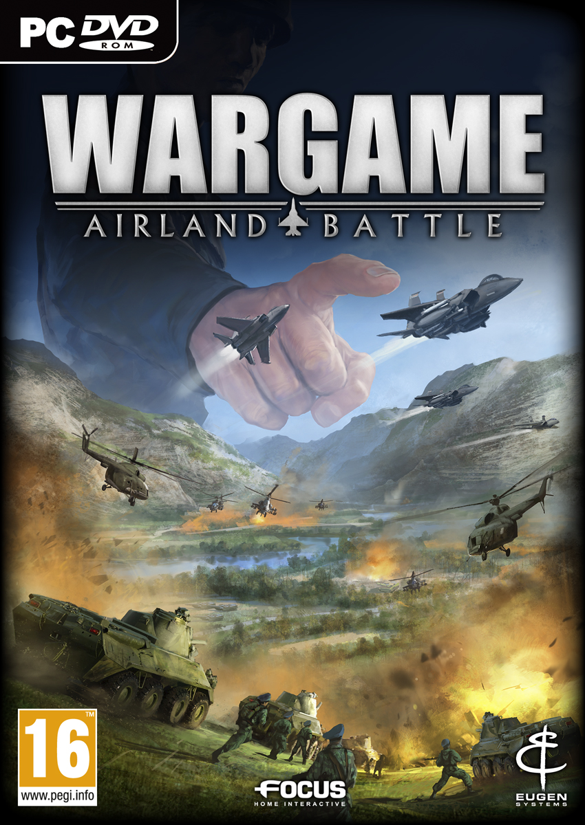 Wargame Airland Battle кряк - картинка 4