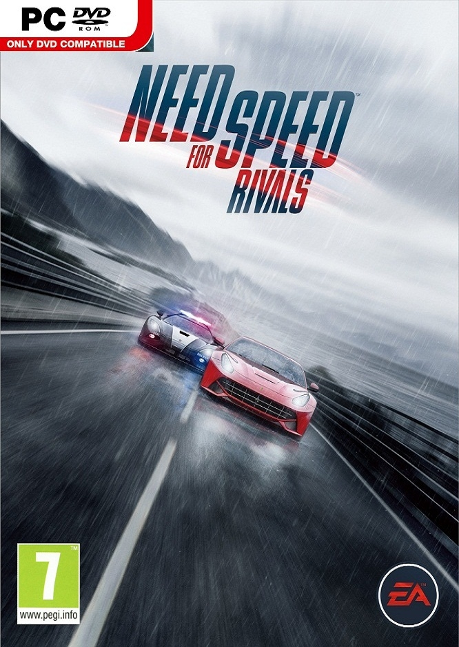 Скачать кряк для Need For Speed Rivals.deluxe Edition
