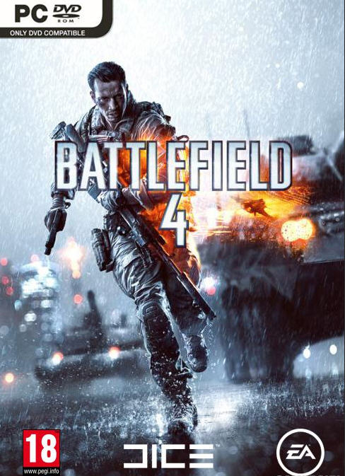 Обложка Battlefield 4 [Update 3 RU/EN] PC